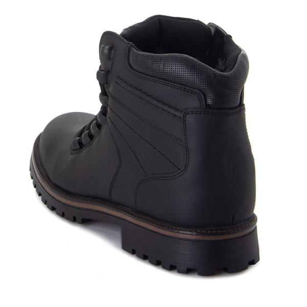 Ботинки зимние мужские MIDA MS 22382 черный