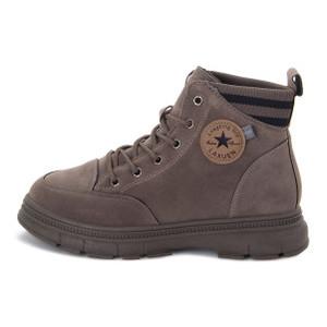 Ботинки женские Erra MS 22383 коричневый