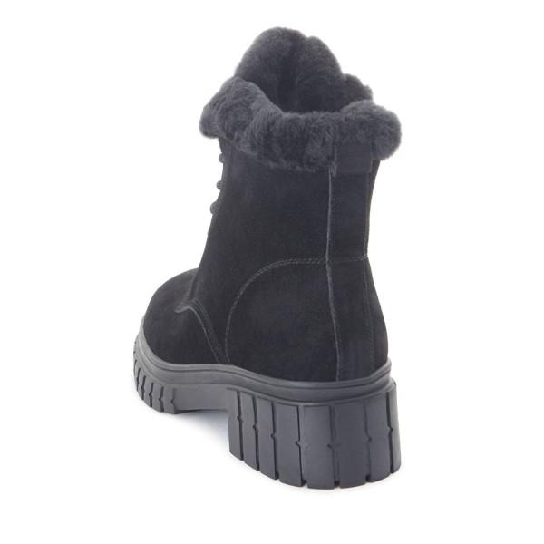 Ботинки женские Tomfrie MS 22385 черный