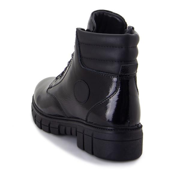 Ботинки женские Brenda MS 22387 черный