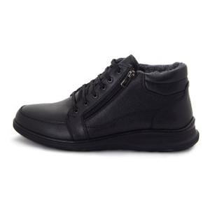 Ботинки зимние мужские Brenda MS 22389 черный