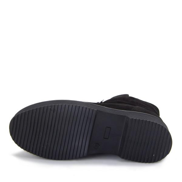 Ботинки женские Brenda MS 22390 черный