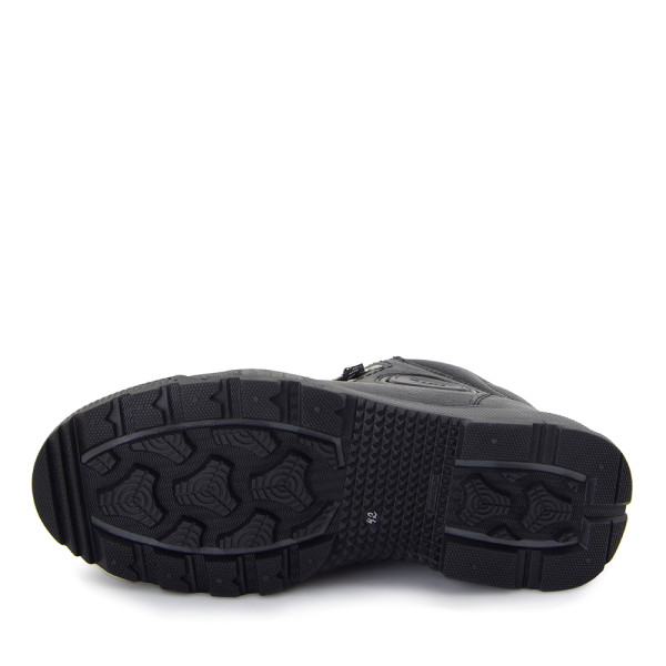 Ботинки зимние мужские MIDA MS 22392 черный
