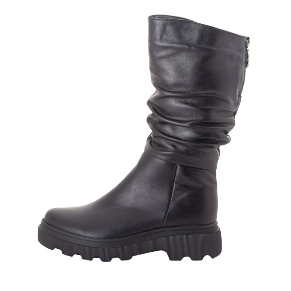 Сапоги женские Vakardi MS 22395 черный