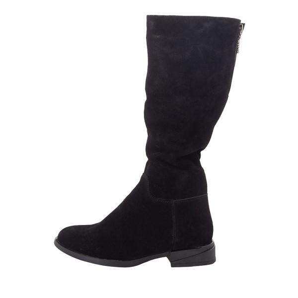 Сапоги женские Vakardi MS 22396 черный