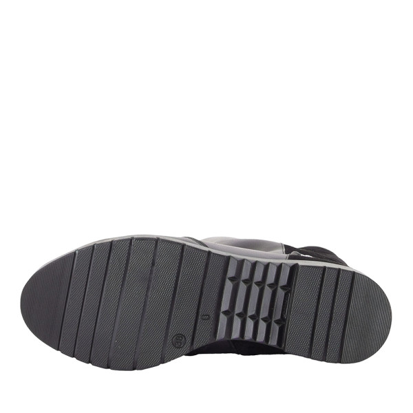Сапоги женские Vakardi MS 22400 черный