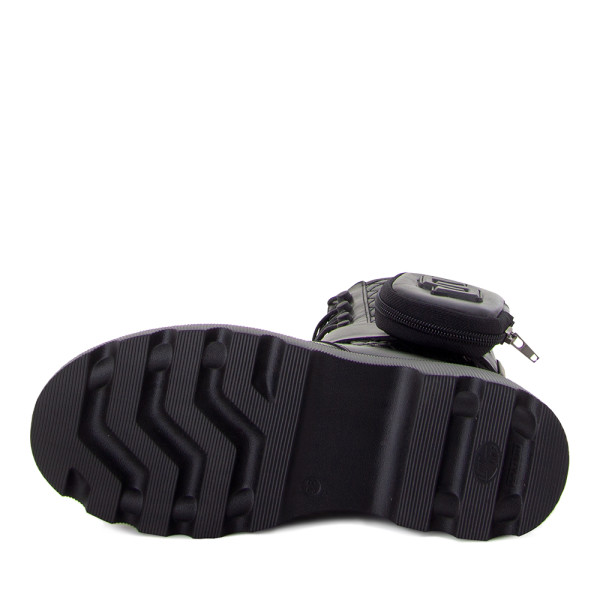 Ботинки женские Tomfrie MS 22401 черный