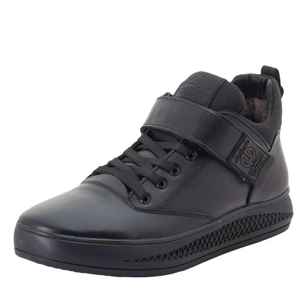 Ботинки зимние мужские Andante MS 22405 черный
