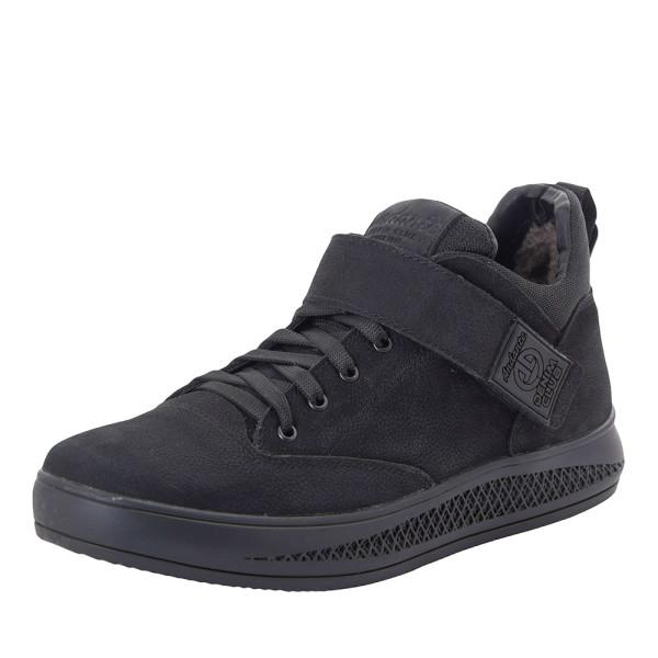 Ботинки зимние мужские Andante MS 22406 черный
