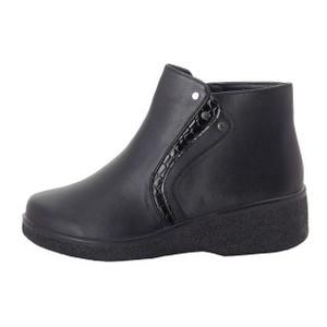 Ботинки женские Optima MS 22407 черный