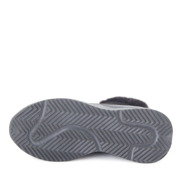 Ботинки женские Tomfrie MS 22409 черный