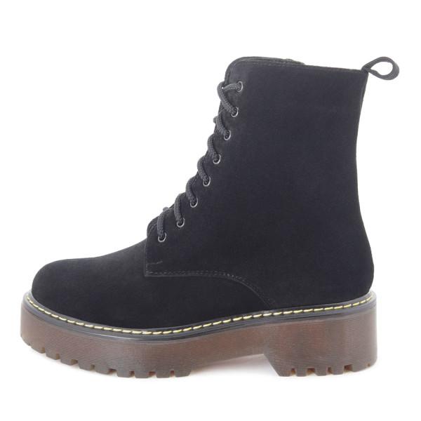 Ботинки женские Tomfrie MS 22413 черный