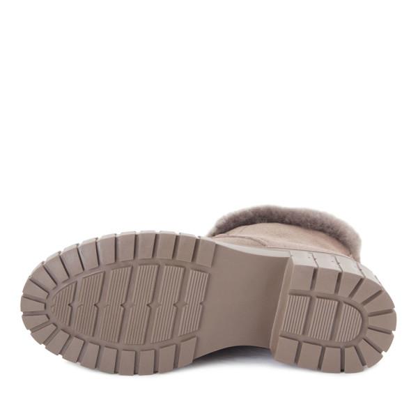 Ботинки женские Tomfrie MS 22416 коричневый