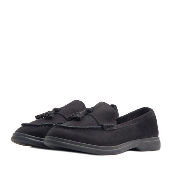Туфли женские Optima MS 22233 черный