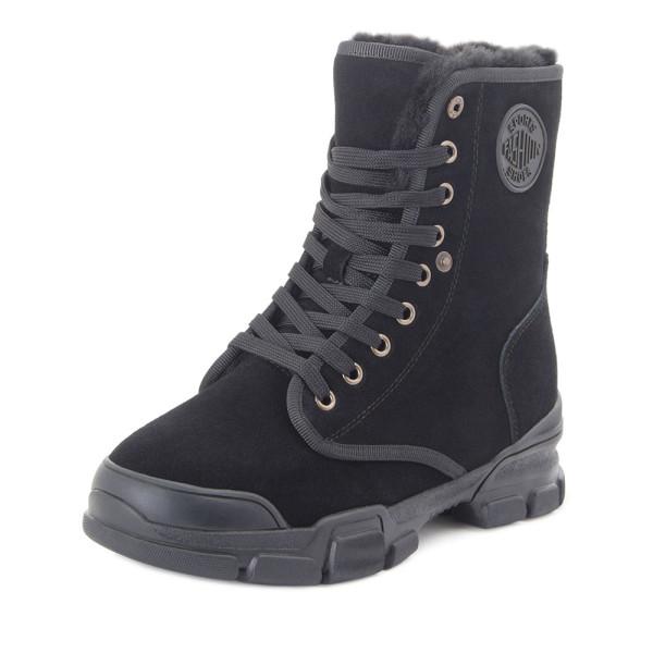 Ботинки женские Tomfrie MS 22419 черный