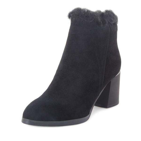 Ботинки женские Tomfrie MS 22422 черный
