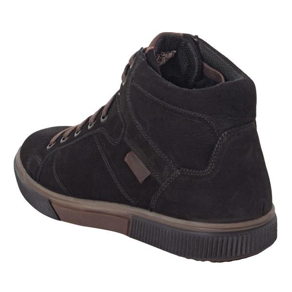 Ботинки мужские MIDA MS 22424 черный