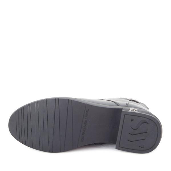 Ботинки женские Tomfrie MS 22428 черный