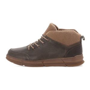 Ботинки мужские Konors MS 22237 зеленый