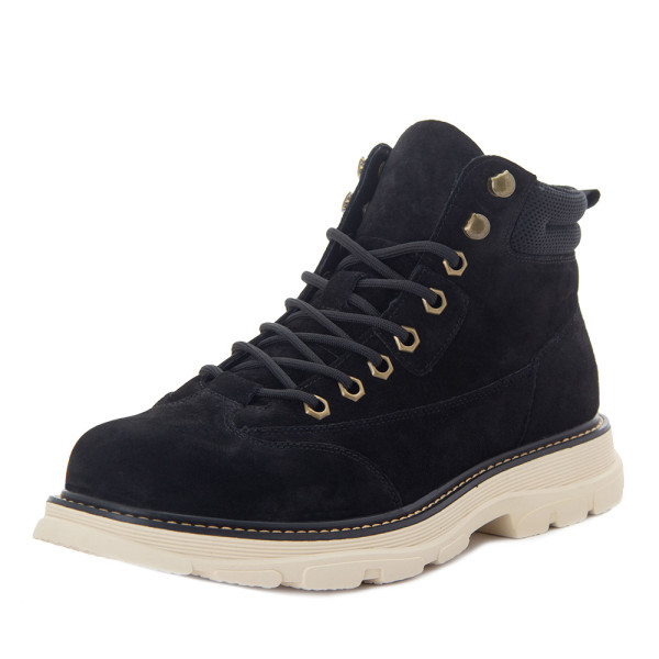 Ботинки мужские Tomfrie MS 22240 черный