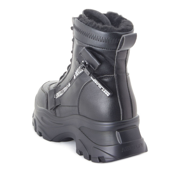 Ботинки женские Tomfrie MS 22432 черный