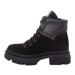 Ботинки женские Teona MS 22439 черный