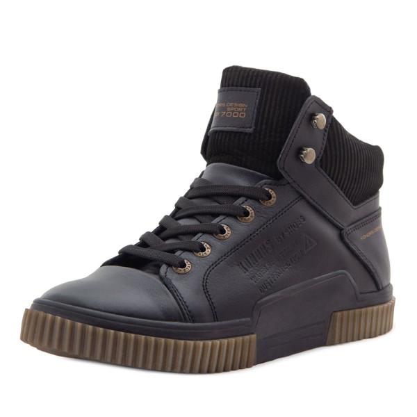 Ботинки зимние мужские Konors MS 22443 коричневый