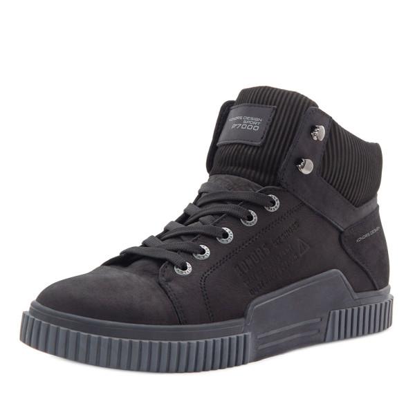 Ботинки зимние мужские Konors MS 22444 черный