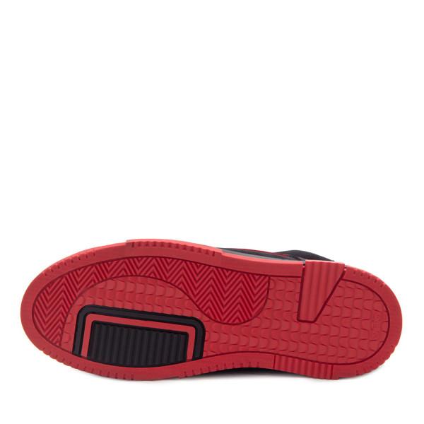 Ботинки зимние мужские Konors MS 22447 черный