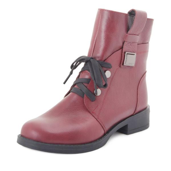 Ботинки женские Footstep MS 22451 бордовый