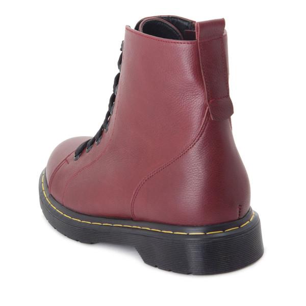Ботинки женские Footstep MS 22453 бордовый