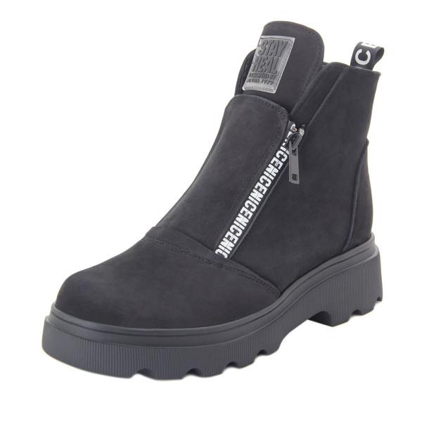 Ботинки женские Vakardi MS 22454 черный