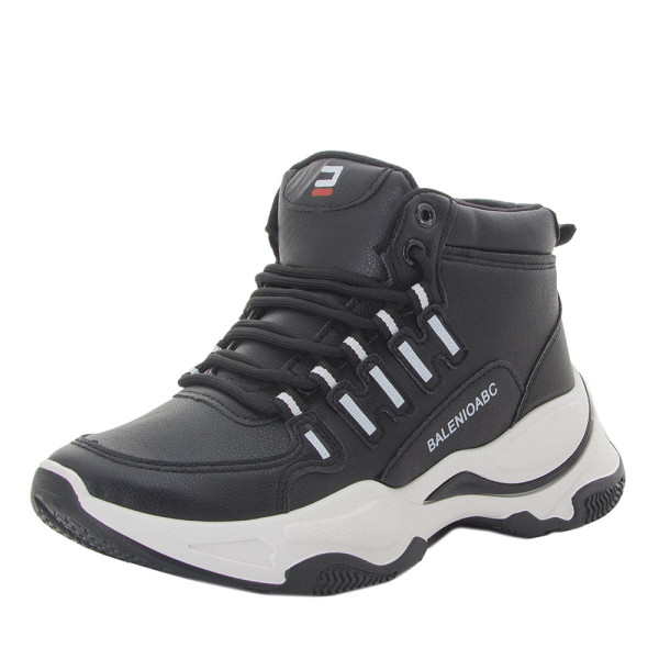 Ботинки женские Erra MS 22246 черный