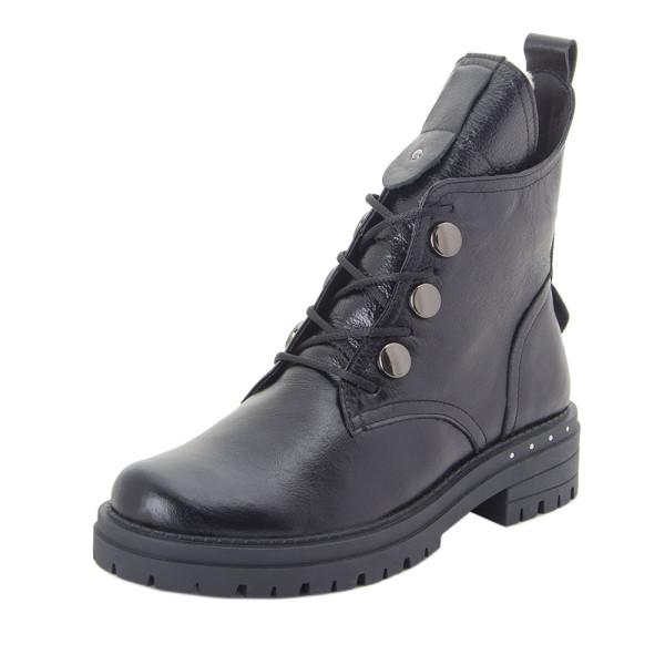Ботинки женские Milanti MS 22459 черный
