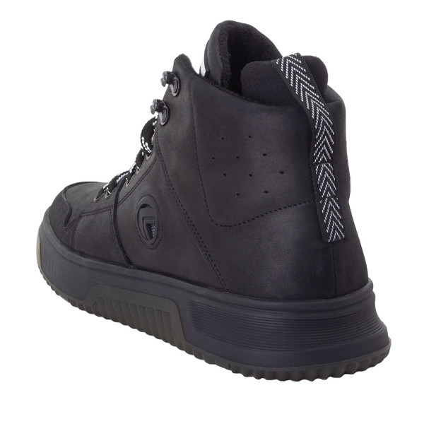 Ботинки мужские Nivas MS 22466 черный