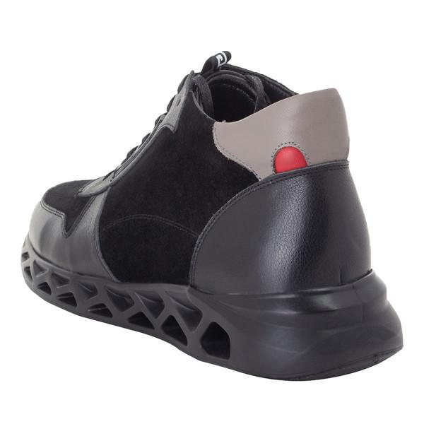 Ботинки мужские Philip Smit MS 22473 черный