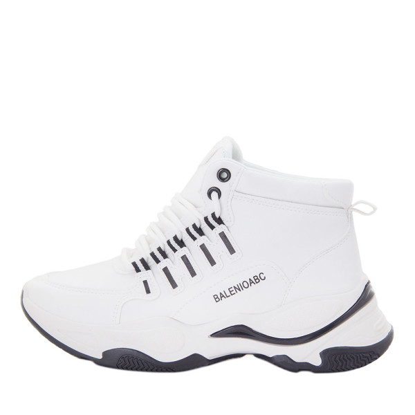 Ботинки женские Erra MS 22247 белый