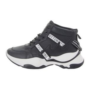 Ботинки женские Erra MS 22248 черный