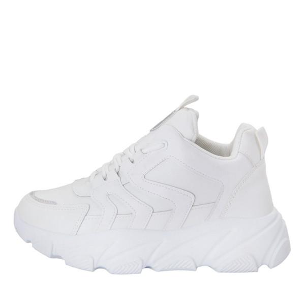 Ботинки женские Erra MS 22485 белый