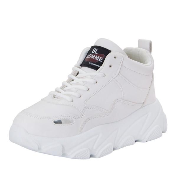 Ботинки женские Erra MS 22486 белый