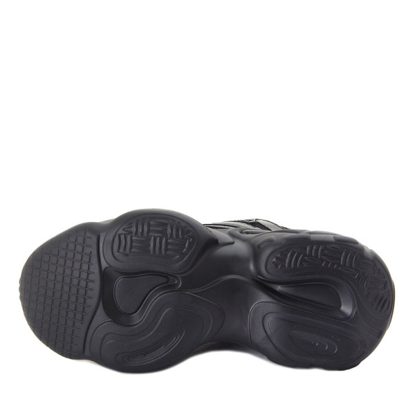 Ботинки женские Erra MS 22488 черный