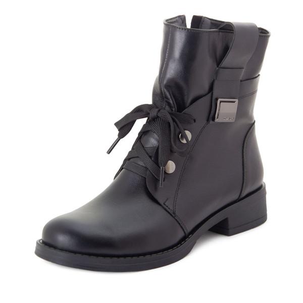 Ботинки женские Footstep MS 22498 черный