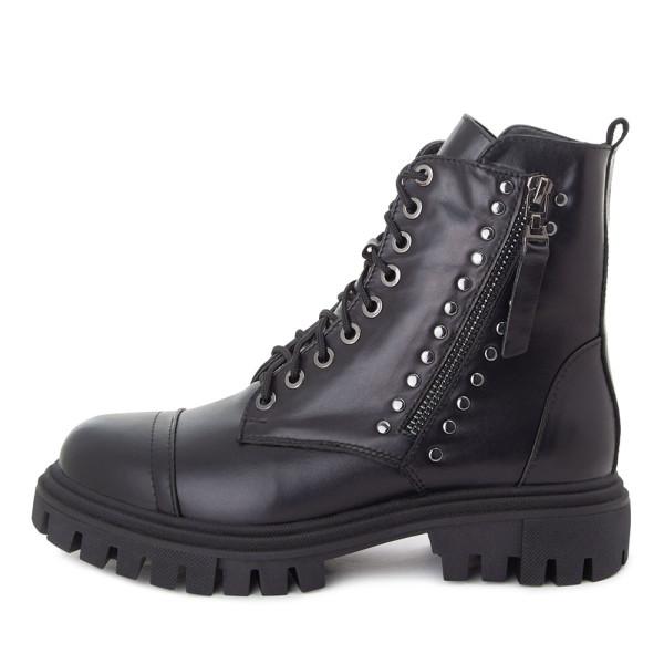 Ботинки женские Milli Gold MS 22503 черный