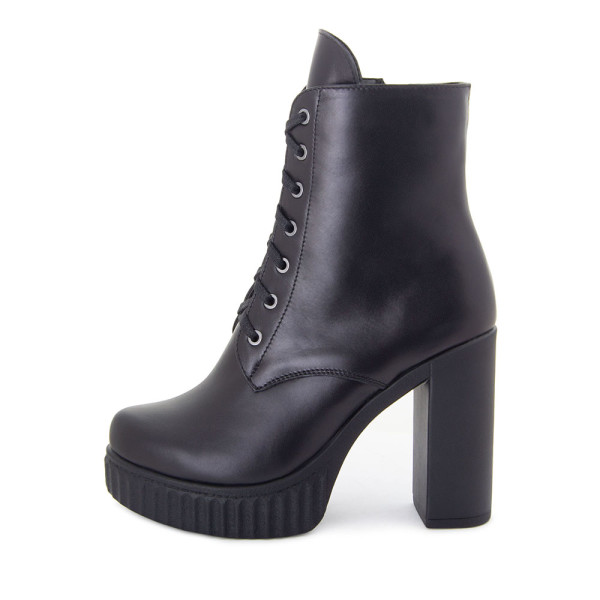 Ботинки женские Tomfrie MS 22505 черный