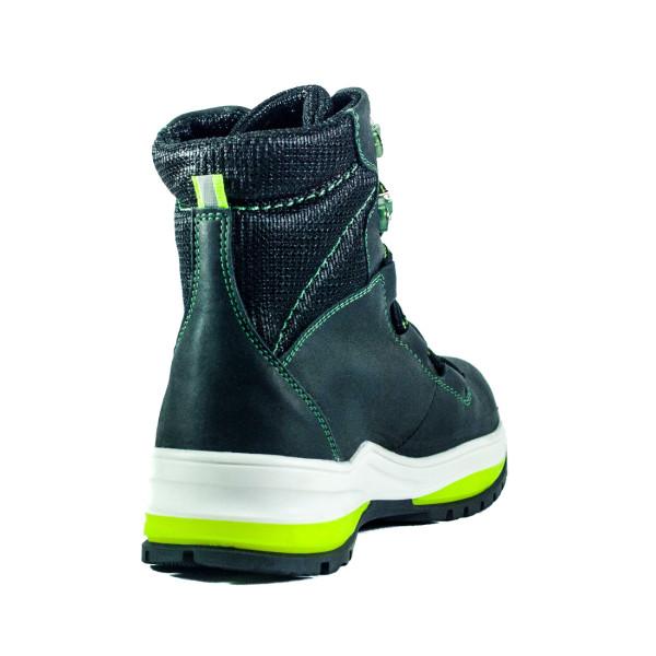 Ботинки детские MIDA 42003-3 черные