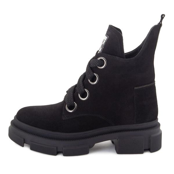 Ботинки женские Teona MS 22509 черный