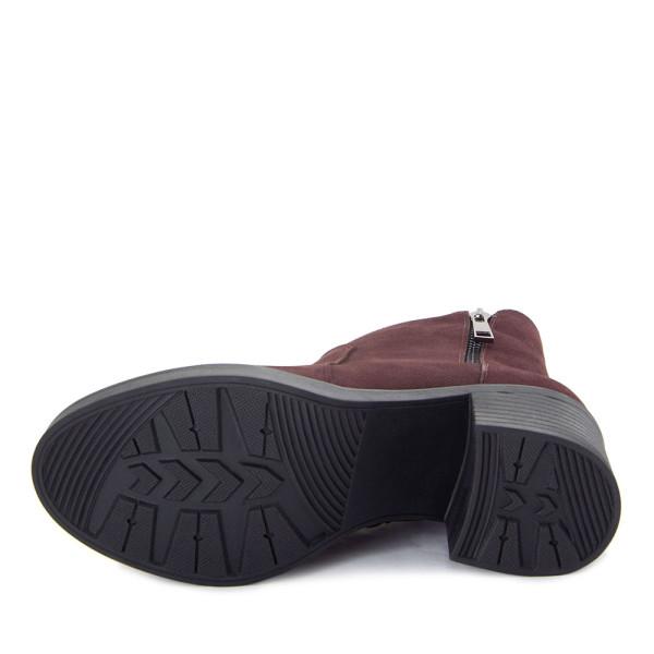 Ботинки женские Footstep MS 22514 бордовый