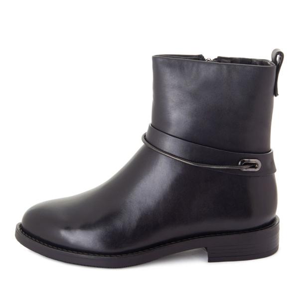 Ботинки женские Tomfrie MS 22519 черный