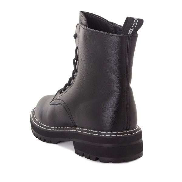 Ботинки женские Tomfrie MS 22258 черный