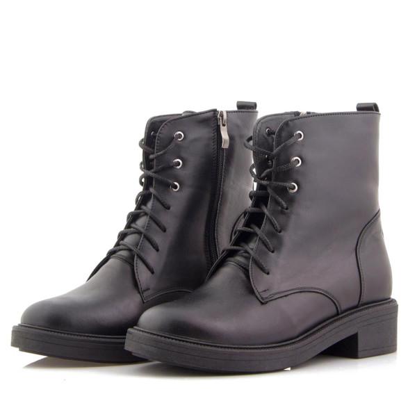Ботинки женские Tomfrie MS 22262 черный